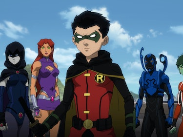 DC Comics Uses Animated Movies to Test Out New Heroes
