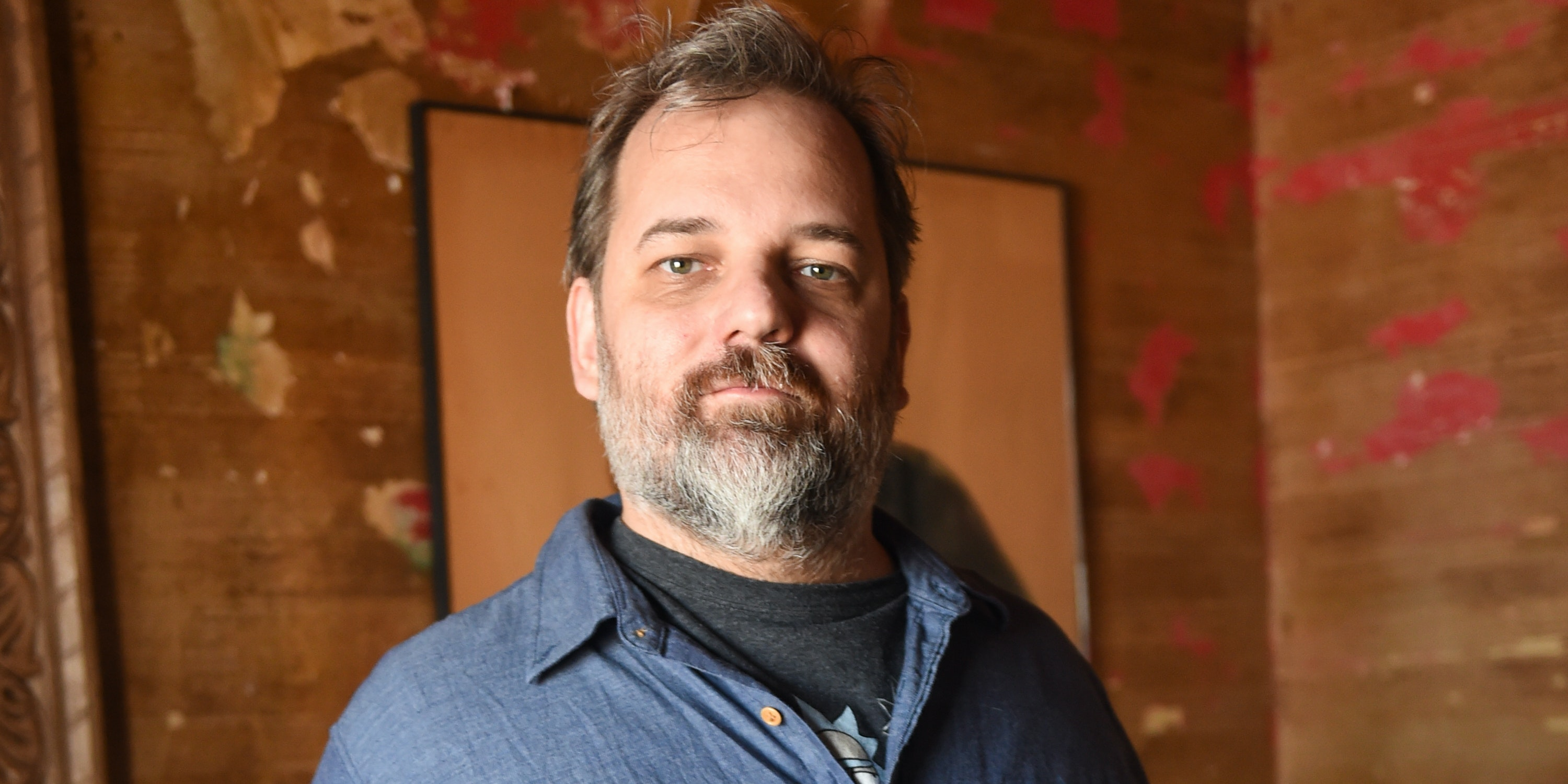 LOS ANGELES, CA - JULY 12:  Writer/ actor Dan Harmon attends the Seeso original screening of 'HarmonQuest' at The Virgil on July 12, 2016 in Los Angeles, California.  (Photo by Emma McIntyre/Getty Images for Seeso)