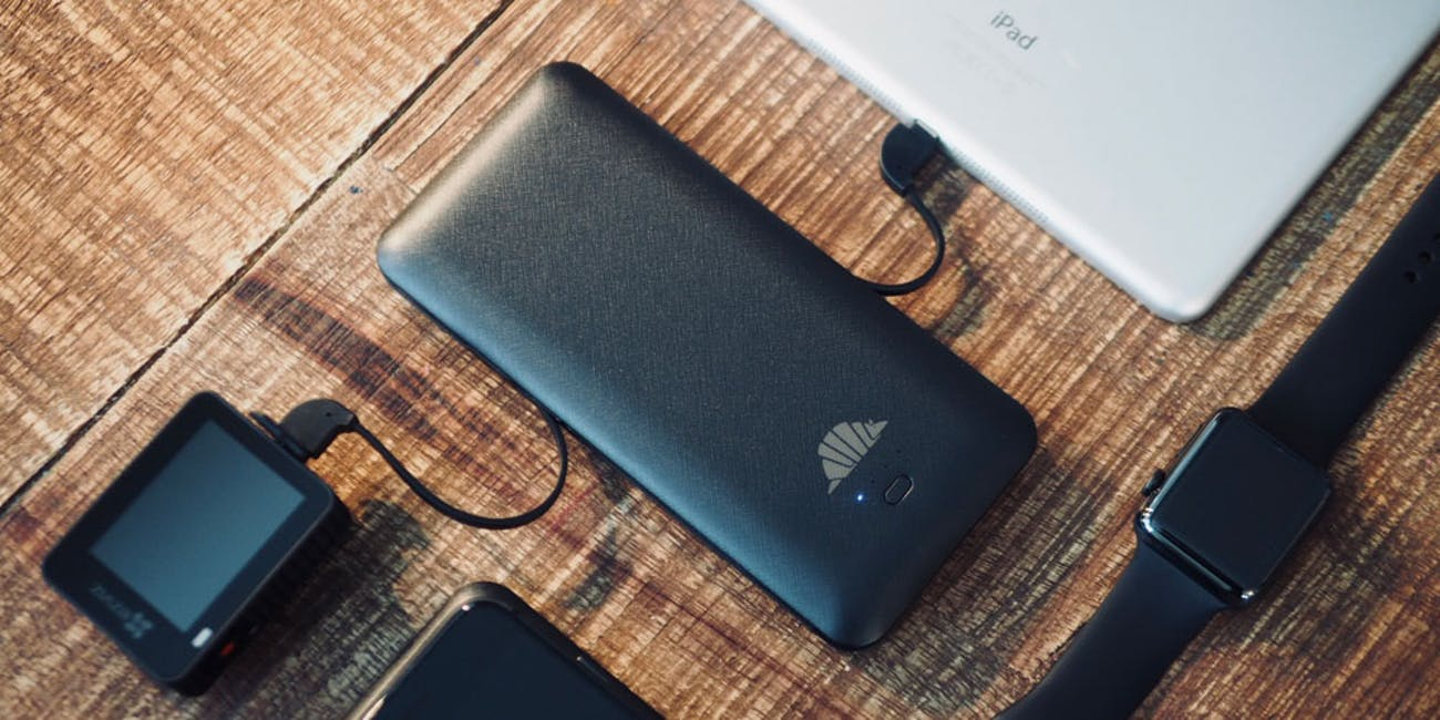 SCOUT Max 10,000mAh Portable Charger