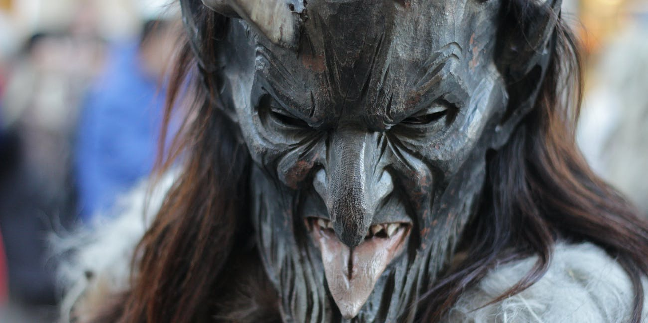 How To Dress Like Krampus For Christmas Inverse