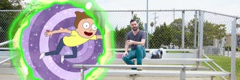 Ryan Elder's favorite 'Rick and Morty' song is the one he wrote for Jemaine Clement's Fart.