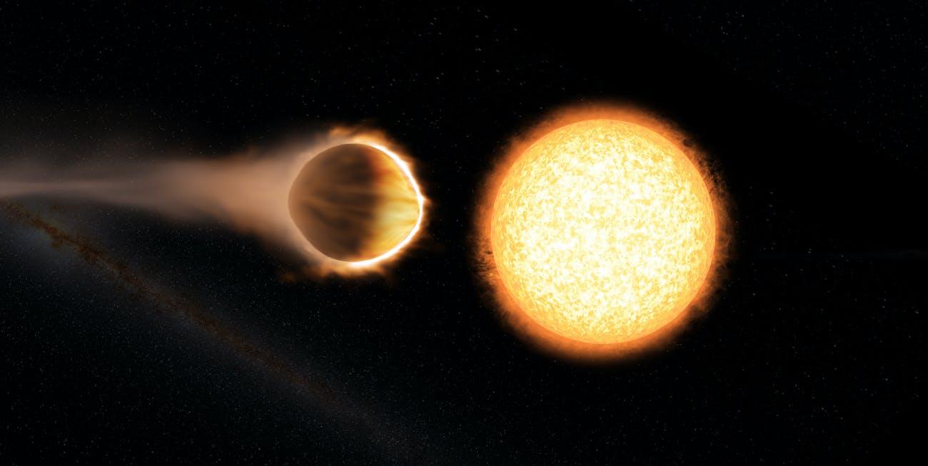 WASP-121b hubble space telescope nasa