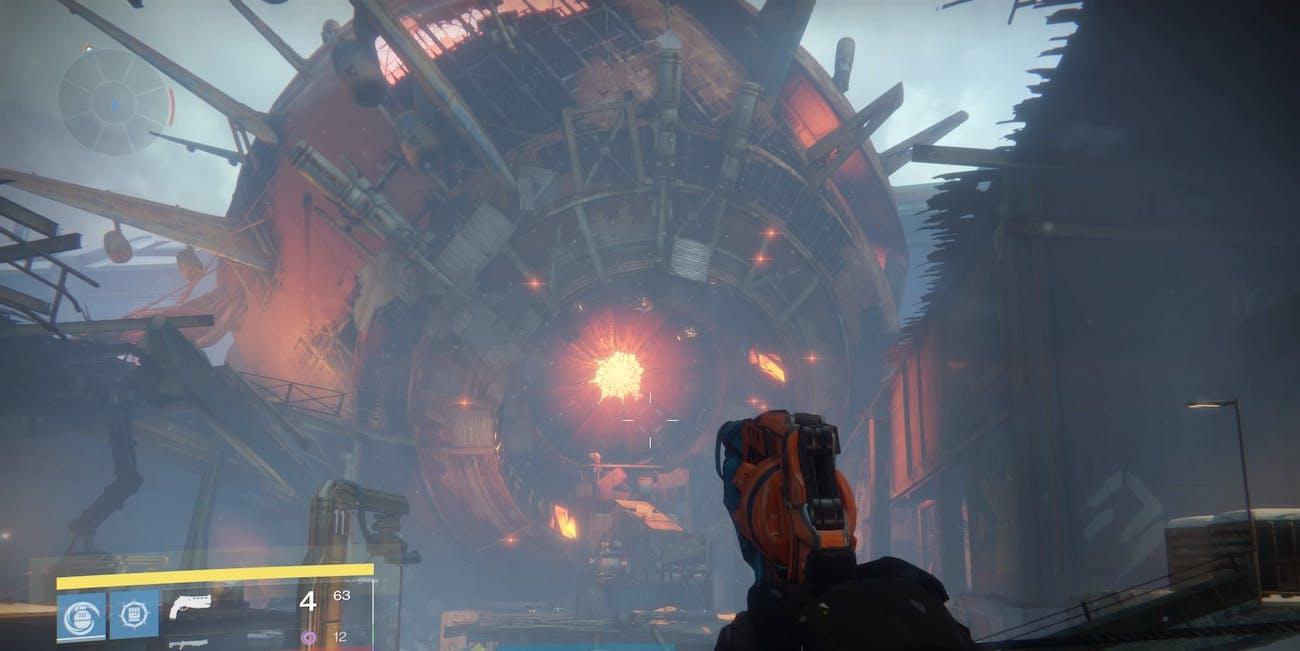 The latest 'Destiny' raid is something else.
