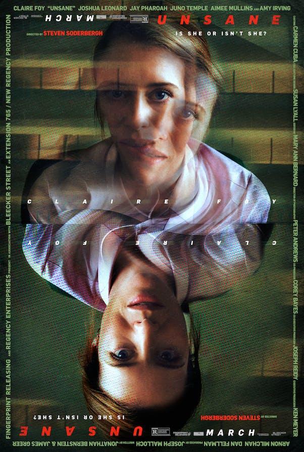 Unsane movie poster