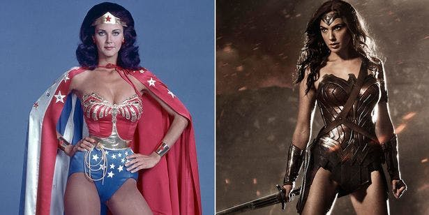 New Wonder Woman Trailer Set To Original 70S Glasba-7531