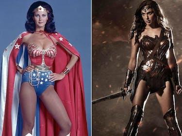 'Wonder Woman' Set to Her Original '70s Music Is Funky AF