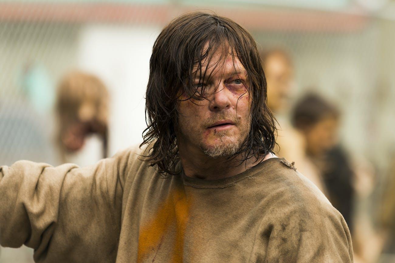 Daryl Walking Dead Norman Reeuds