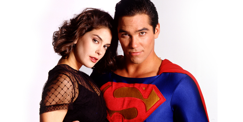 Teri Hatcher as Lois Lane in 'The New Adventures of Superman.'