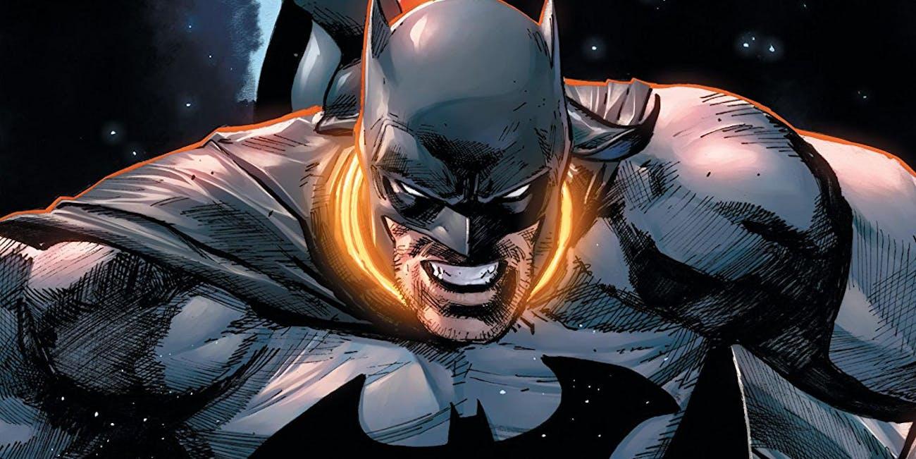 DC Comics Heroes in Crisis