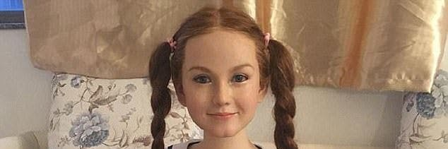 sex doll pedophile
