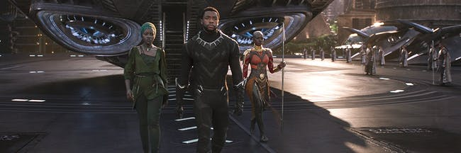 Marvel Black Panther Kendrick Lamar