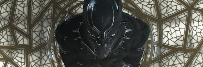 Black Panther Bucky Post Credits