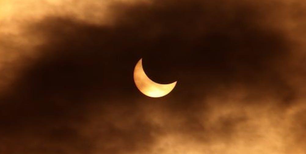 Solar Eclipse - 1 August 2008