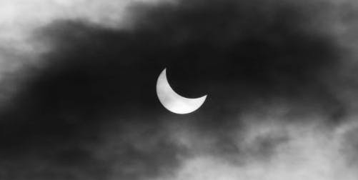 Solar Eclipse - 1 August 2008
