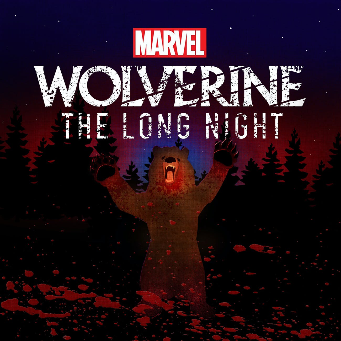 'Wolverine: The Long Night' Episode 5 has a huge bear in it.
