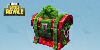 'Fortnite' Gift Chest