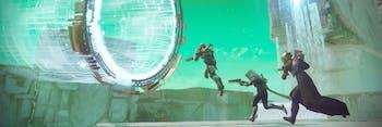 Destiny 2 Bungie Activision Gameplay Reveal Strike Hunter Warlock Titan