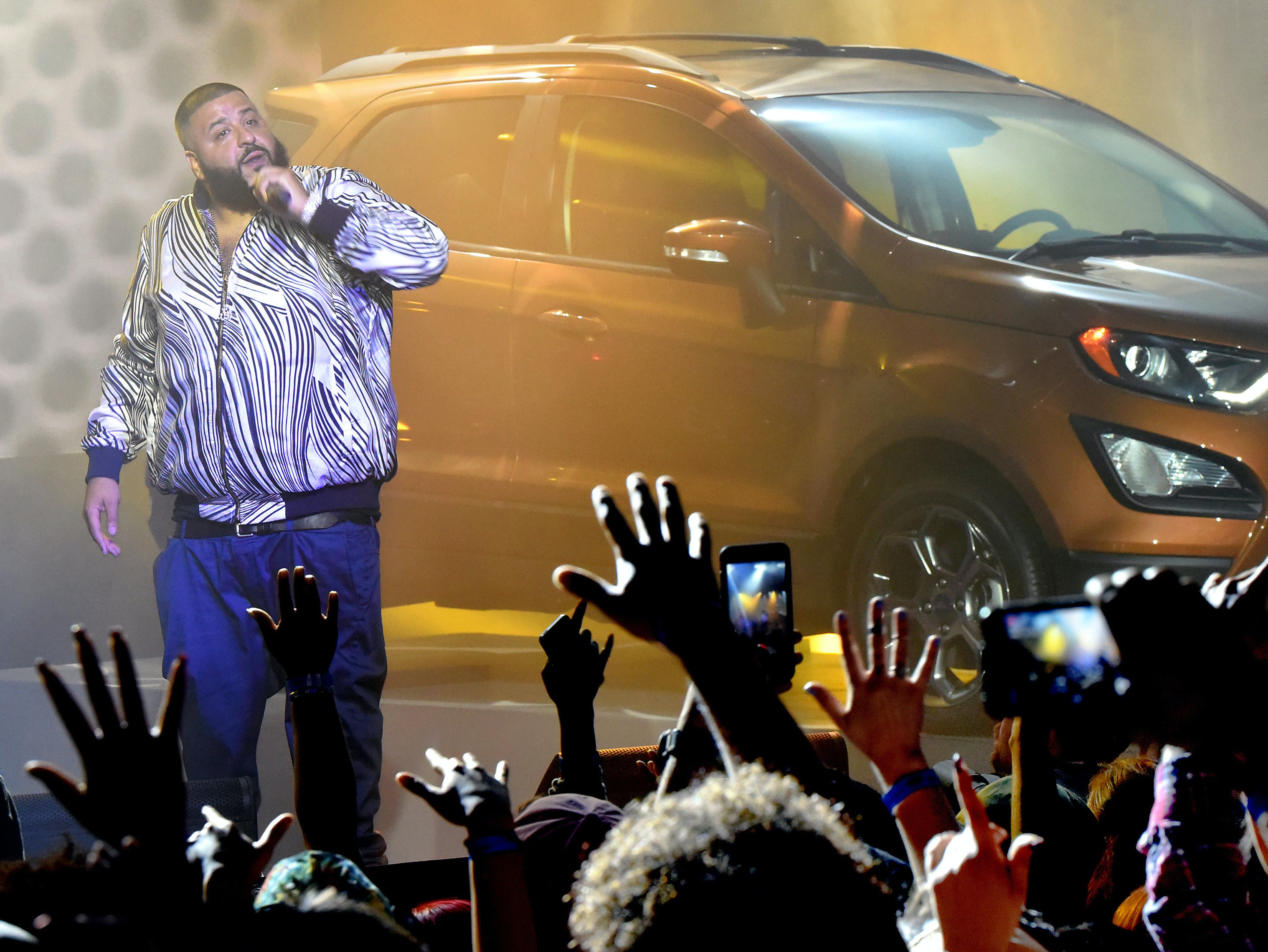 Ford Debuts Its EcoSport SUV on Snapchat with DJ Khaled