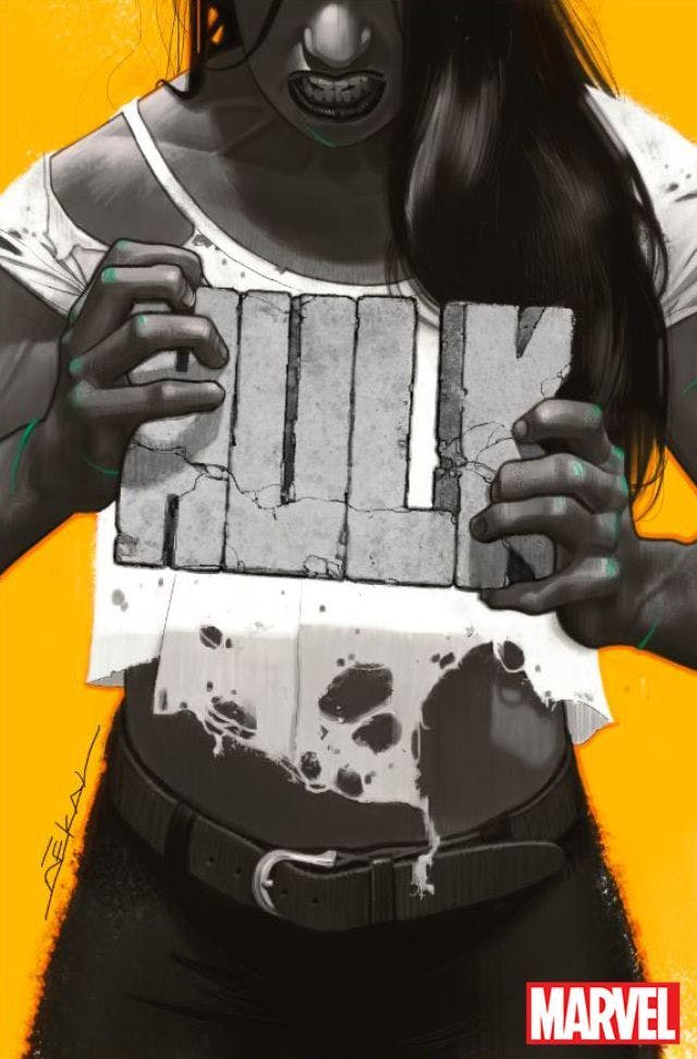 She-Hulk Jennifer Walters Hulk Comic