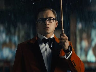 Eggsy's Tailor Blows Up in 'Kingsman: The Golden Circle' Trailer