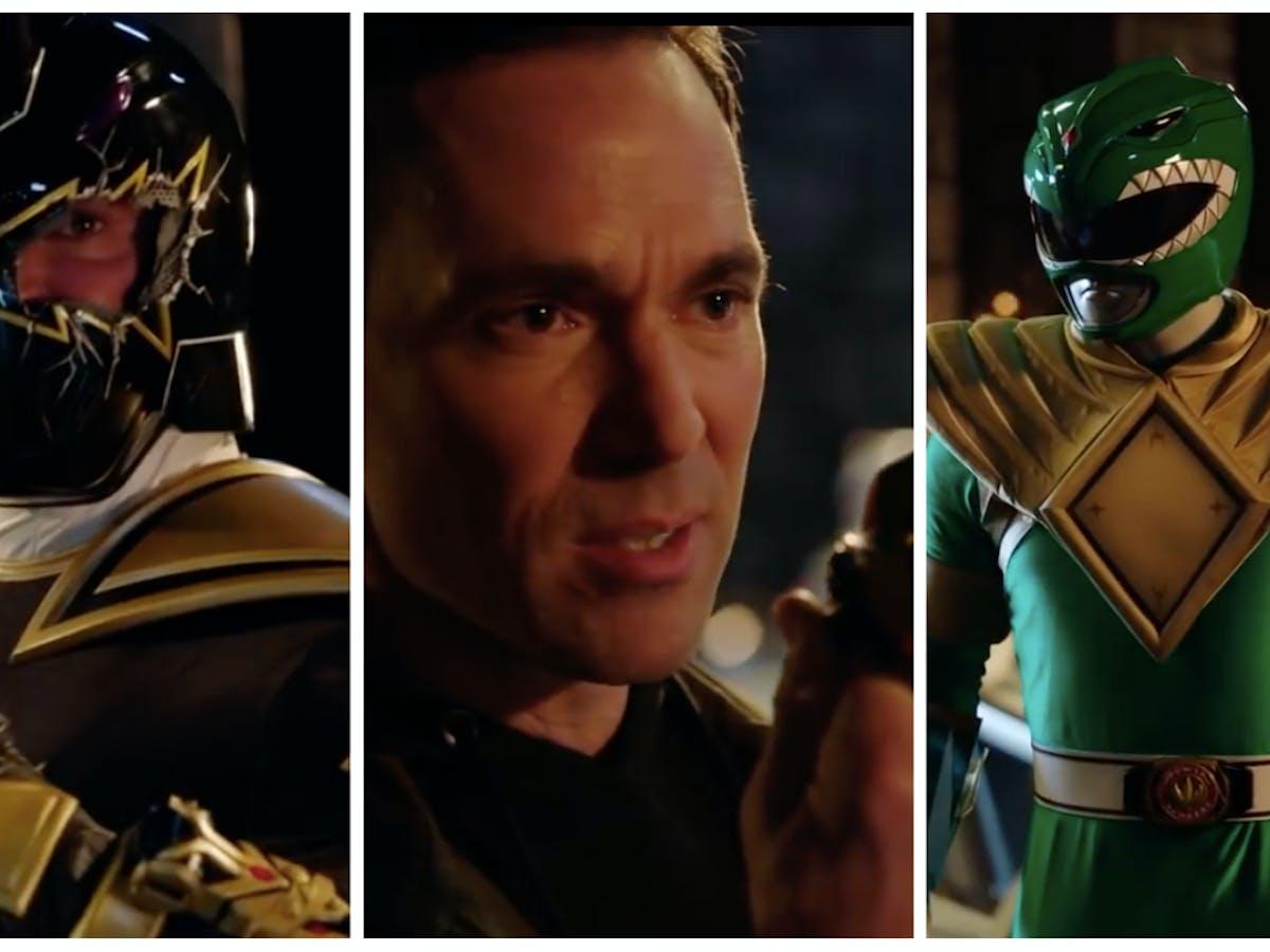 Power Rangers' 25th Special Featured Return of Original Green Ranger