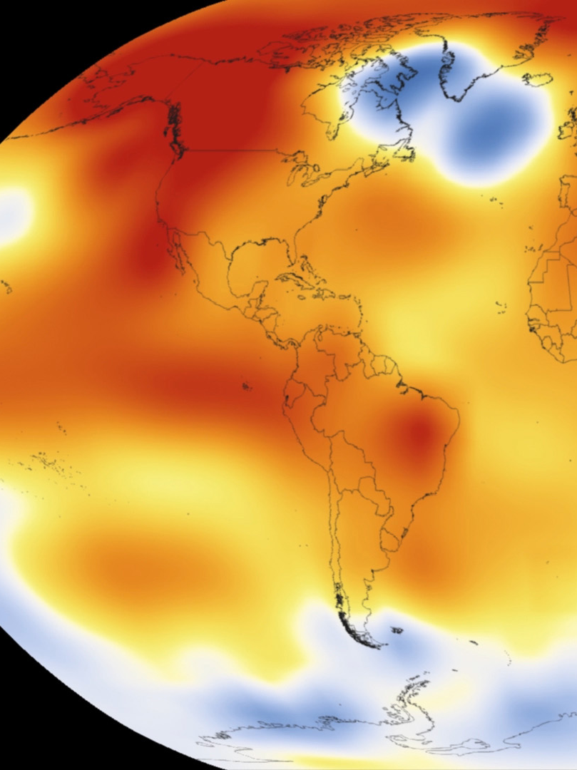2015 was the warmest year since modern record-keeping began in 1880, according to a new analysis by NASA's Goddard Institute for Space Studies. The record-breaking year continues a long-term warming trend — 15 of the 16 warmest years on record have now occurred since 2001.