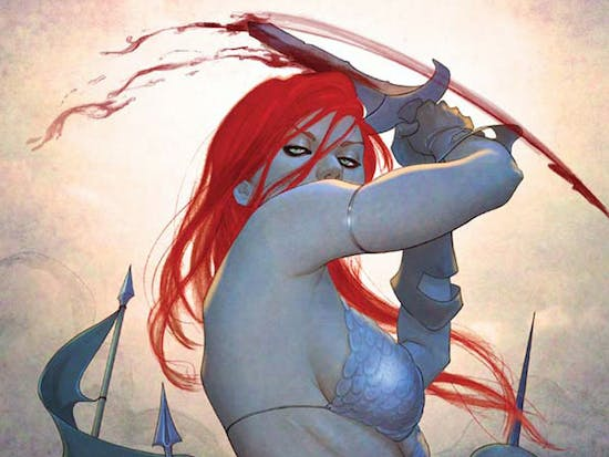 Gail Simone to Write a 'Red Sonja' Video Game