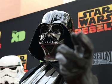 New 'Star Wars' Darth Vader Movie Will be Told in Mixed Reality