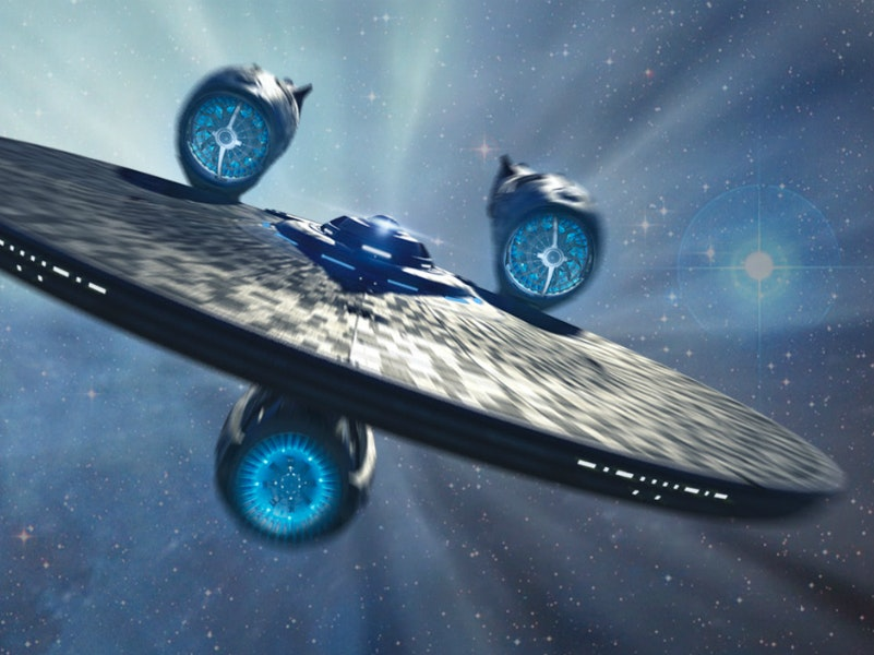 How Does 'Star Trek Beyond' Rank Compared to Other Trek Movies?