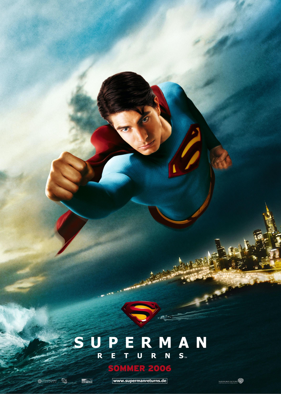 Superman returns again probably - 2019 year