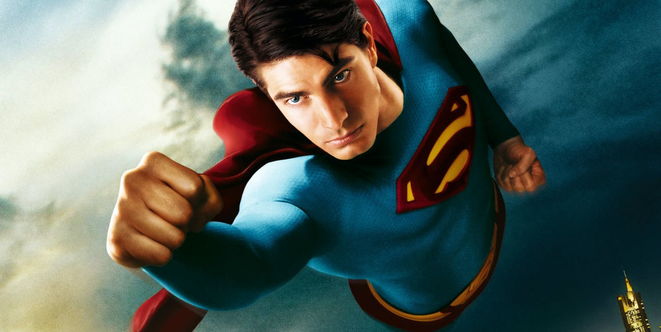 Other Mentions Of Routh as Superman