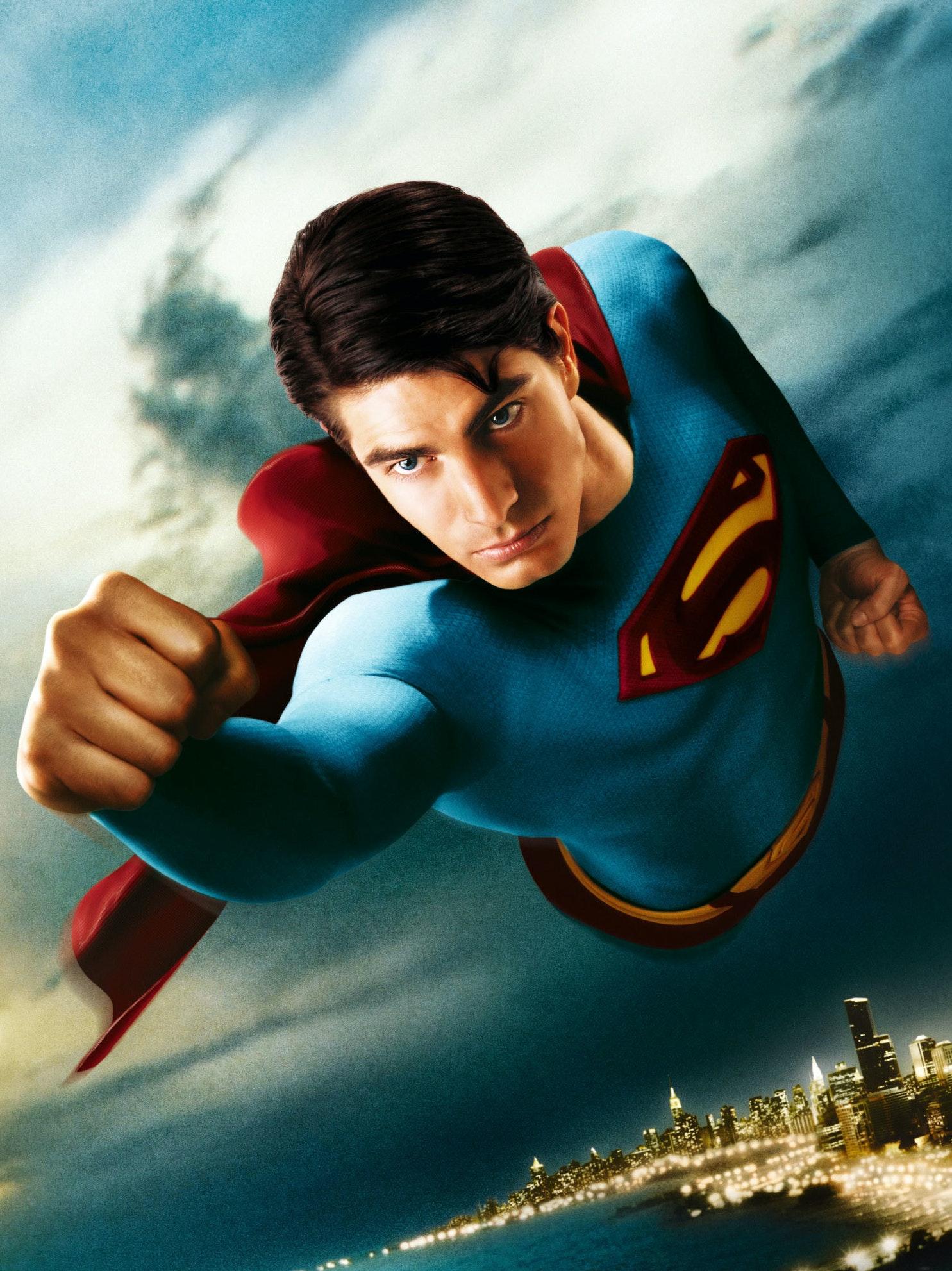 Superman Returns Legends of Tomorrow