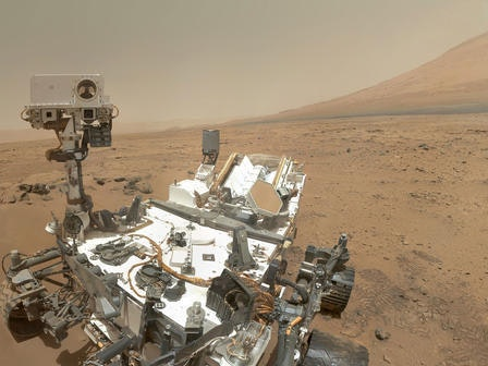 5 Cool Discoveries Made by the Mars Curiosity Rover
