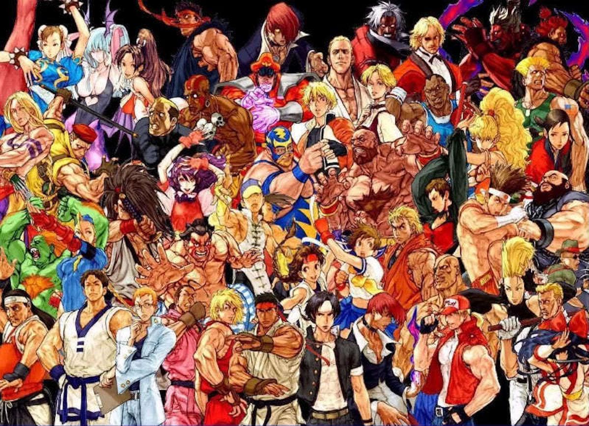 So many characters