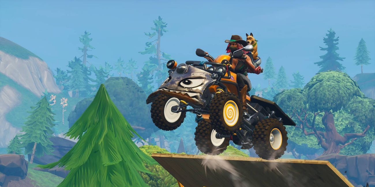 Fortnite Quadcrasher