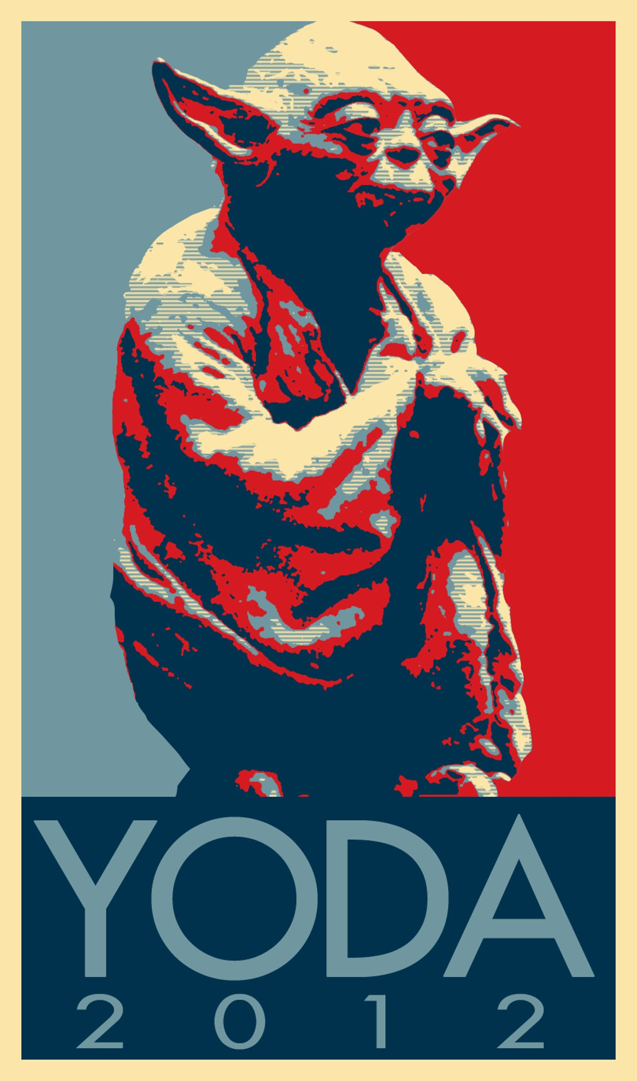 President Barack Obama's Final State of the Union as Yoda