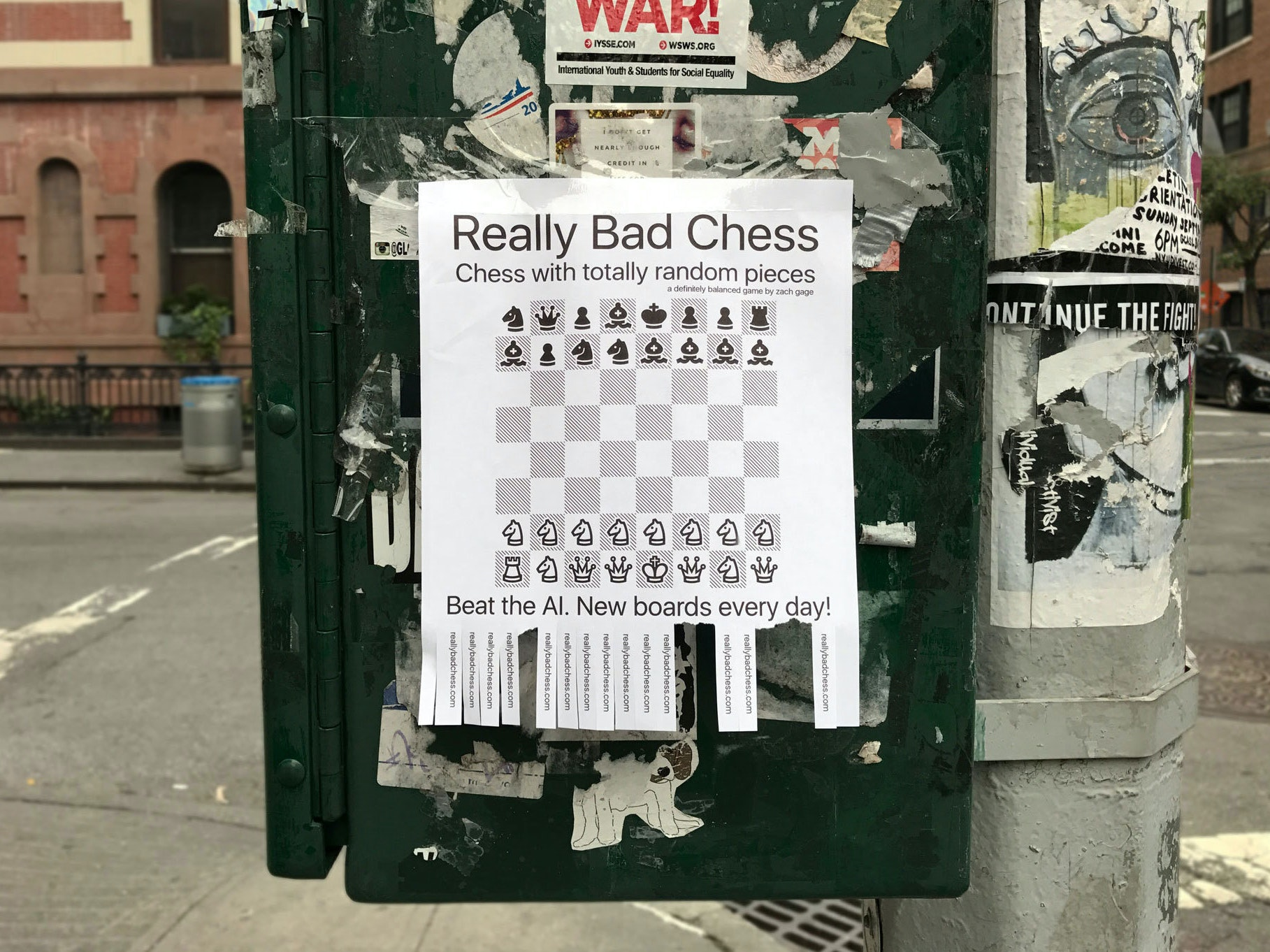 Zach Gage, 'Really Bad Chess,' and the Expressive Power of Games