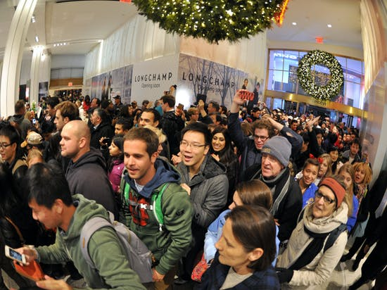 An Ode to Black Friday