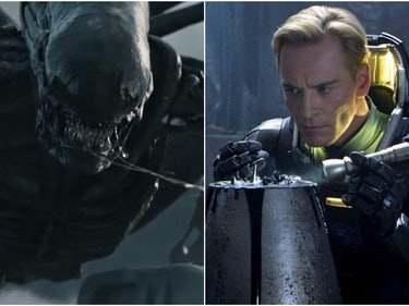David From 'Prometheus' Gets Much, Much More Evil in 'Covenant'