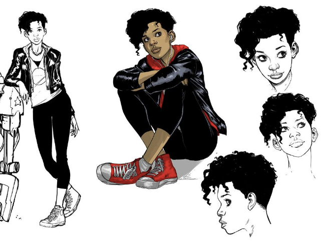 Marvel Unleashes New Ironheart Art to Combat Controversy
