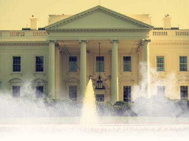The White House Will Probably Smell Like Weed on Inauguration Day