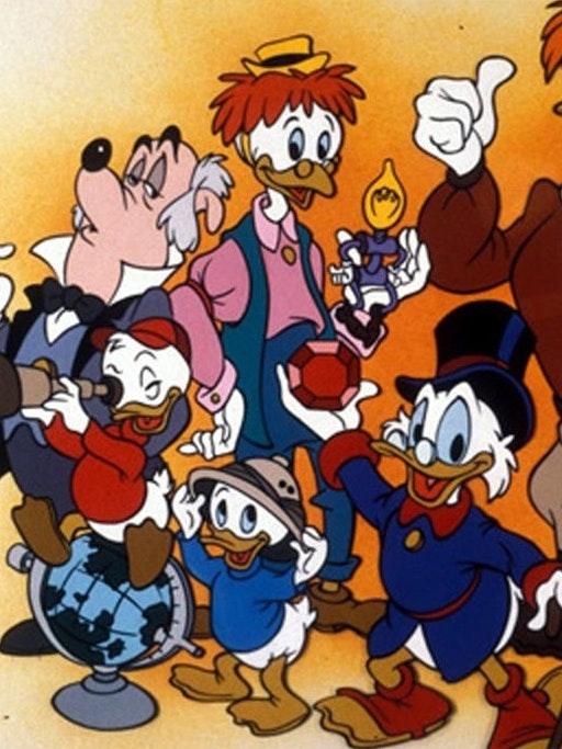 The Duckberg gang