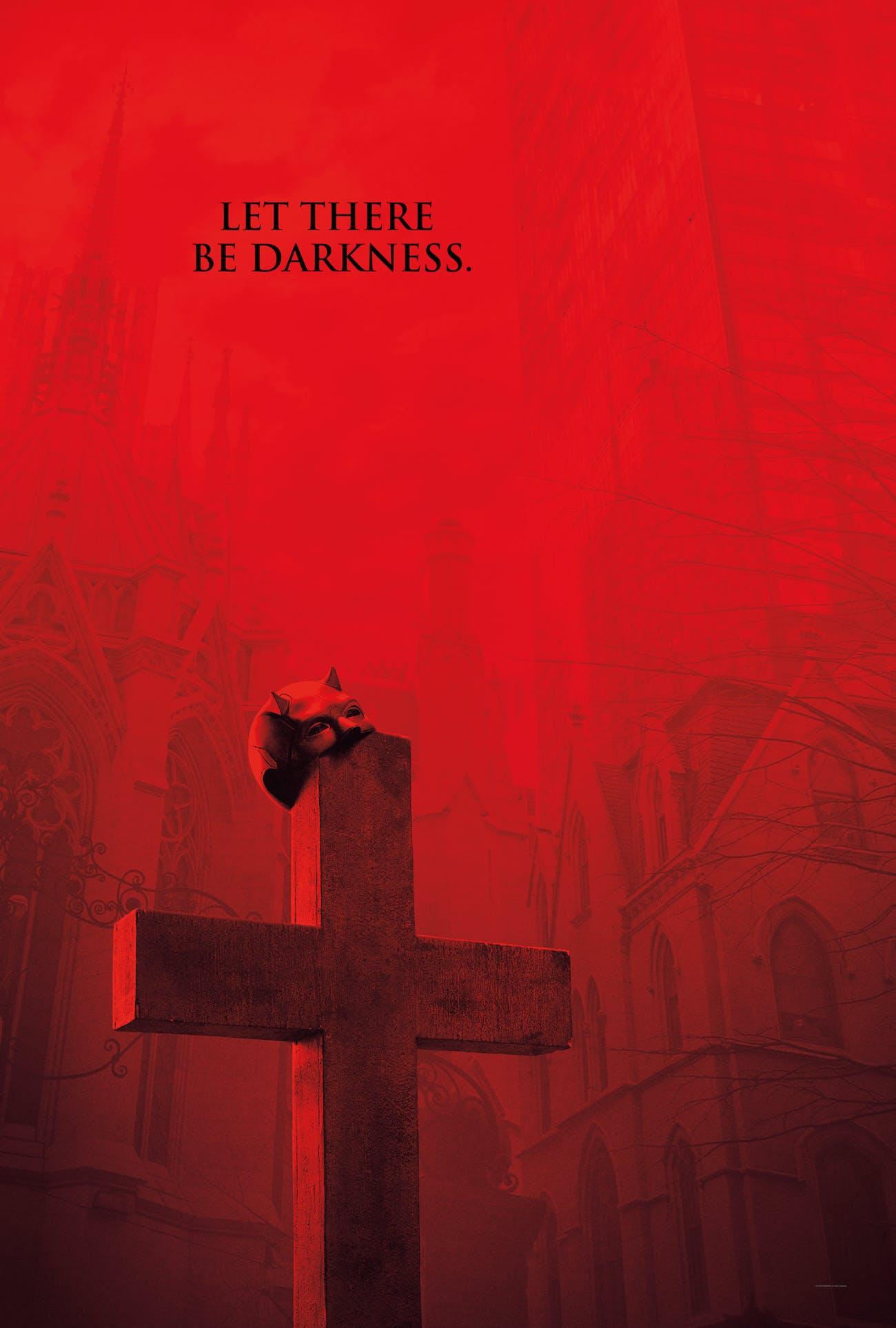 Daredevil Season 3 Poster Netflix