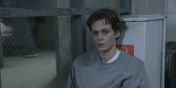 Bill Skarsgard in 'Castle Rock'.