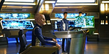 Saru on 'Star Trek: Discovery'