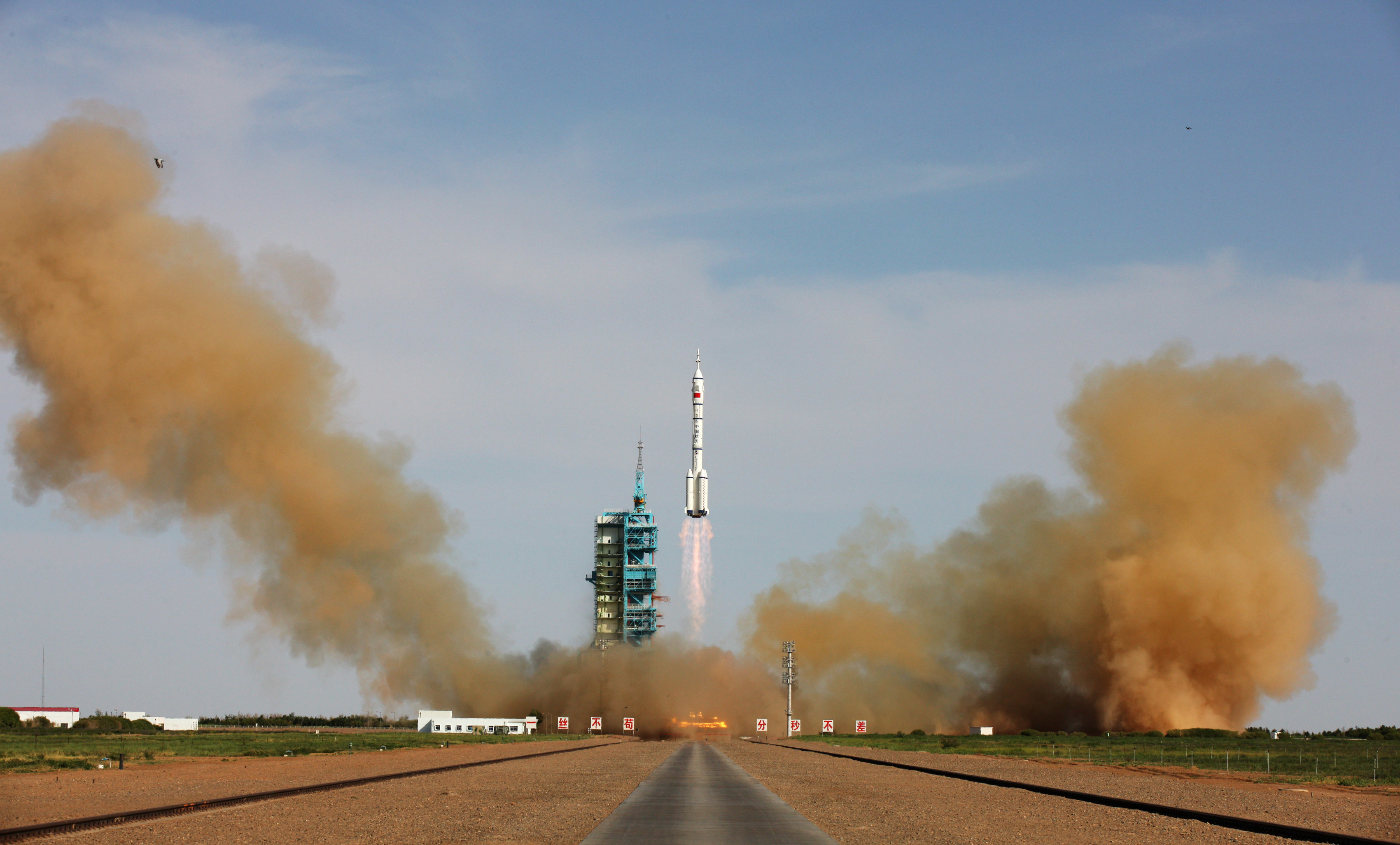 china wants to land rockets like spacex but with parachutes inverse