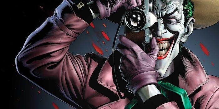 The Killing Joke DC Comics Joker