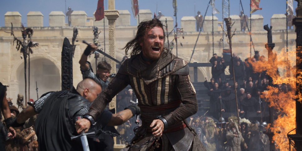 10 Games That Deserve a Film After 'Assassin's Creed'