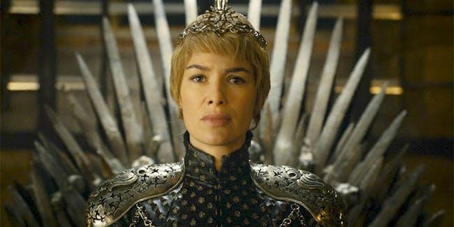 queen cersei lannister game of thrones got season six season seven 7 queen's justice