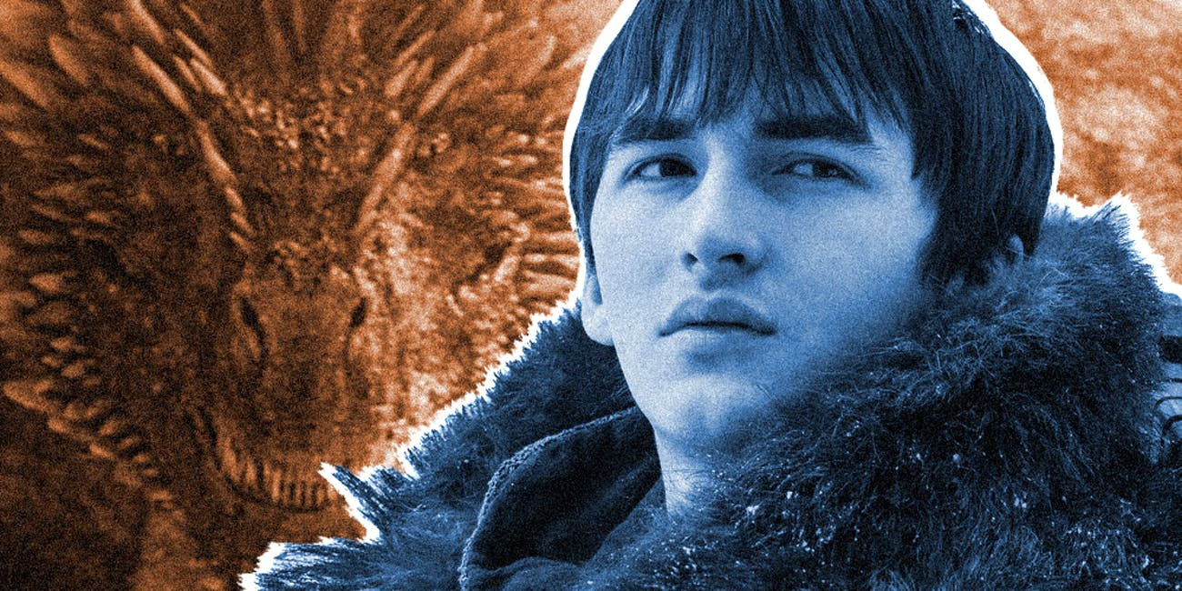 Game of Thrones HBO Bran